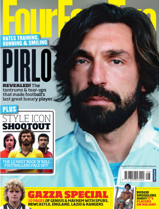 FourFourTwo August 2015