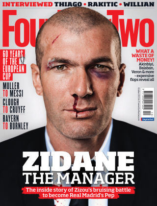 FourFourTwo October 2015