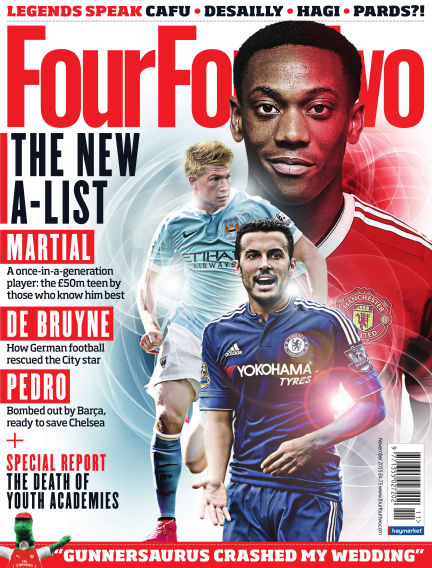 FourFourTwo October 07, 2015 00:00