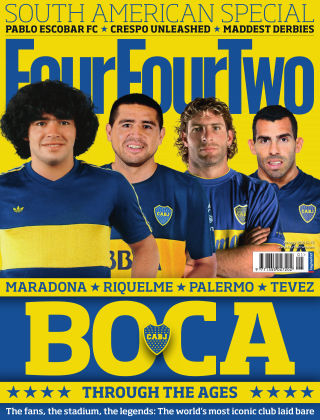 FourFourTwo January 2016