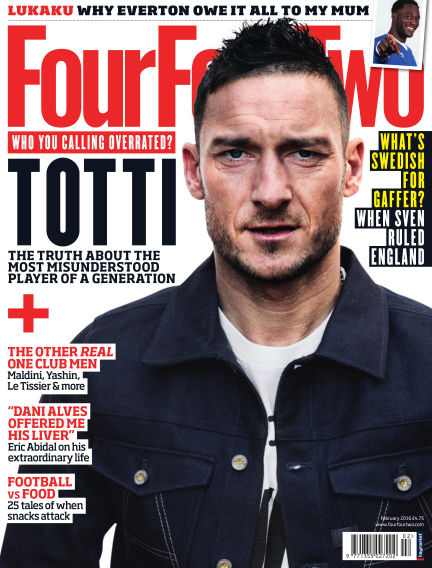 FourFourTwo January 06, 2016 00:00