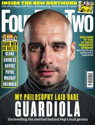 FourFourTwo March 2016