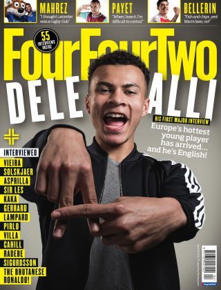 FourFourTwo April 2016