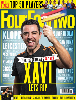 FourFourTwo May 2016
