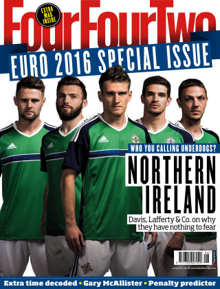 FourFourTwo June 2016