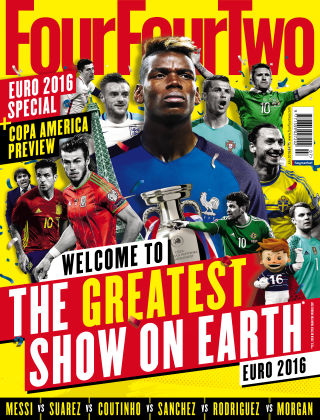 FourFourTwo July 2016