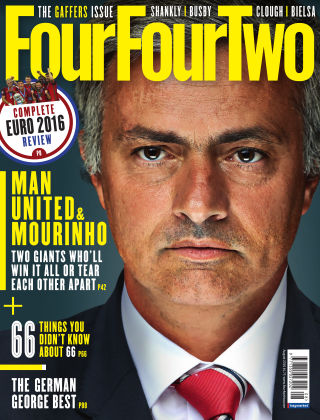 FourFourTwo August 2016