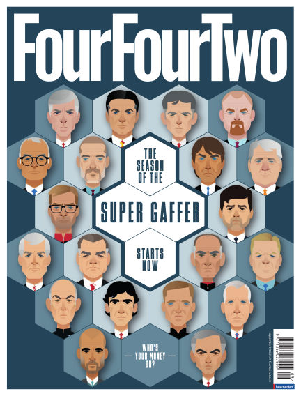 FourFourTwo August 03, 2016 00:00