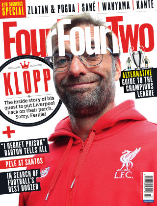 FourFourTwo October 2016