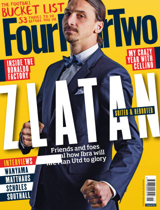 FourFourTwo November 2016