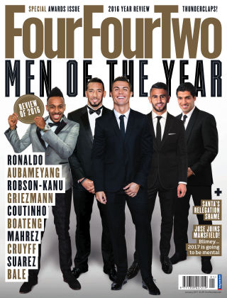 FourFourTwo January 2017