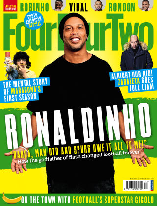 FourFourTwo March 2017