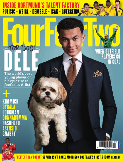 FourFourTwo March 01, 2017 00:00