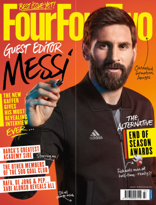 FourFourTwo July 2017