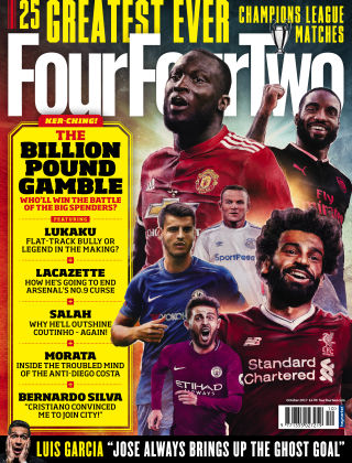 FourFourTwo October 2017