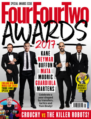FourFourTwo January 2018