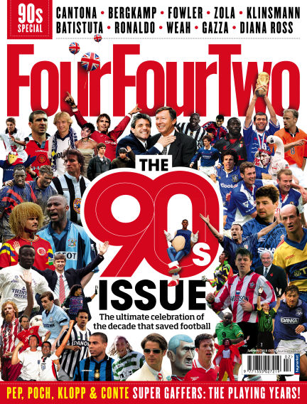FourFourTwo January 08, 2018 00:00