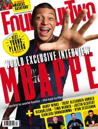 FourFourTwo April 2018
