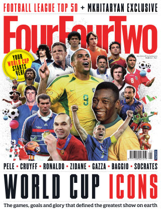 FourFourTwo May 2018