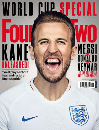 FourFourTwo June 2018