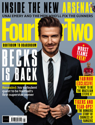 FourFourTwo August 2018