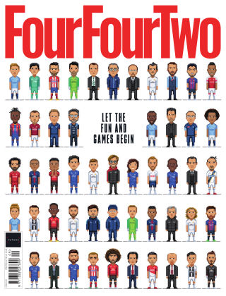 FourFourTwo September 2018