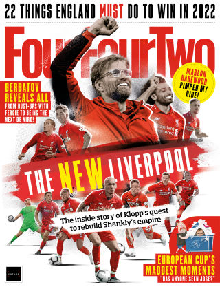 FourFourTwo October 2018
