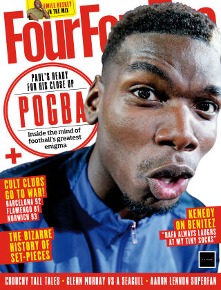 FourFourTwo November 2018