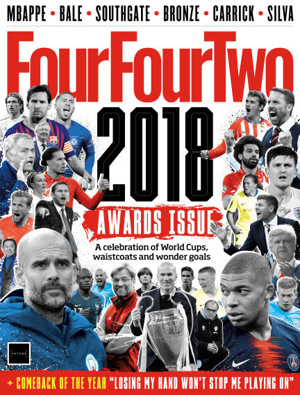 FourFourTwo December 05, 2018 00:00