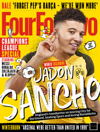 FourFourTwo March 2019