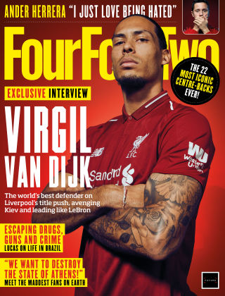 FourFourTwo April 2019