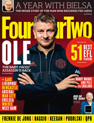 FourFourTwo May 2019