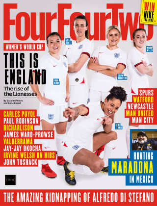 FourFourTwo July 2019