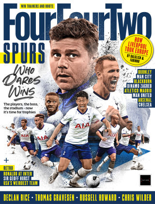 FourFourTwo October 2019