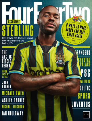 FourFourTwo Autumn 2019