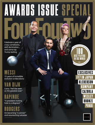 FourFourTwo January 2020