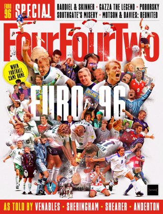 FourFourTwo February 2020