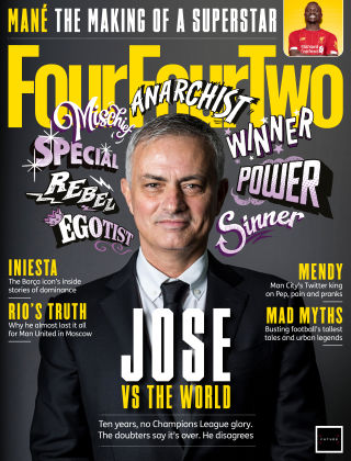 FourFourTwo March 2020