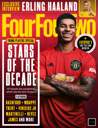 FourFourTwo April 2020