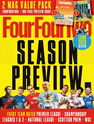 FourFourTwo Season Preview 2021