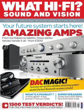 What Hi-Fi? Sound and Vision May 2014