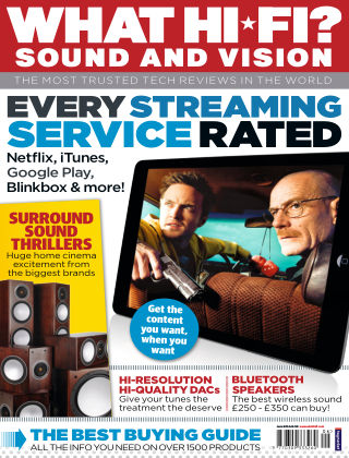 What Hi-Fi? Sound and Vision June 2014