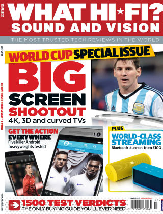 What Hi-Fi? Sound and Vision July 2014