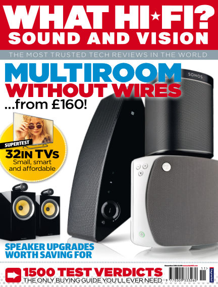 What Hi-Fi? Sound and Vision September 24, 2014 00:00