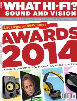 What Hi-Fi? Sound and Vision Awards 2014