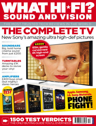 What Hi-Fi? Sound and Vision December 2014