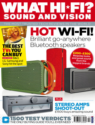 What Hi-Fi? Sound and Vision February 2015