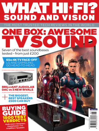 What Hi-Fi? Sound and Vision June 2015