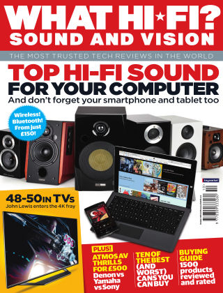 What Hi-Fi? Sound and Vision October 2015