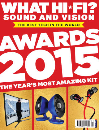What Hi-Fi? Sound and Vision Awards 2015